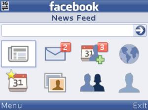 facebook para Nokia C3