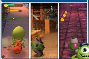 monster university android juego