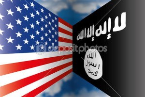 depositphotos_53197967-Usa-vs-isis-flags