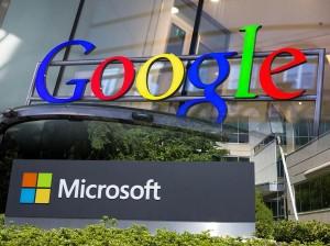 Microsft-Google