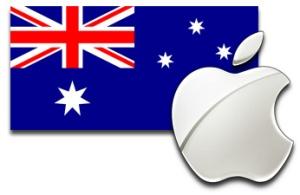 australia prohibe negocios con Apple